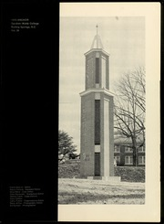 Page 3, 1970 Edition, Gardner Webb University - Web Yearbook (Boiling Springs, NC) online yearbook collection