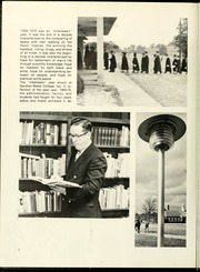 Page 6, 1970 Edition, Gardner Webb University - Web Yearbook (Boiling Springs, NC) online yearbook collection