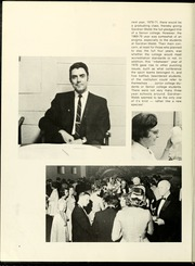 Page 8, 1970 Edition, Gardner Webb University - Web Yearbook (Boiling Springs, NC) online yearbook collection
