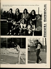 Page 55, 1981 Edition, Gardner Webb University - Web / Anchor Yearbook (Boiling Springs, NC) online yearbook collection