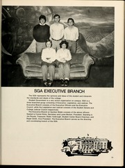 Page 57, 1981 Edition, Gardner Webb University - Web / Anchor Yearbook (Boiling Springs, NC) online yearbook collection