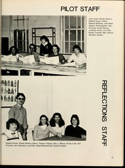 Page 59, 1981 Edition, Gardner Webb University - Web / Anchor Yearbook (Boiling Springs, NC) online yearbook collection
