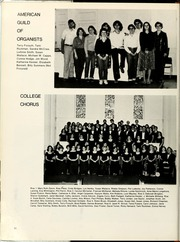Page 64, 1981 Edition, Gardner Webb University - Web / Anchor Yearbook (Boiling Springs, NC) online yearbook collection