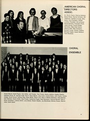 Page 65, 1981 Edition, Gardner Webb University - Web / Anchor Yearbook (Boiling Springs, NC) online yearbook collection