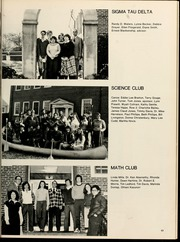 Page 67, 1981 Edition, Gardner Webb University - Web / Anchor Yearbook (Boiling Springs, NC) online yearbook collection