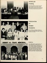 Page 69, 1981 Edition, Gardner Webb University - Web / Anchor Yearbook (Boiling Springs, NC) online yearbook collection