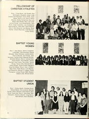 Page 70, 1981 Edition, Gardner Webb University - Web / Anchor Yearbook (Boiling Springs, NC) online yearbook collection