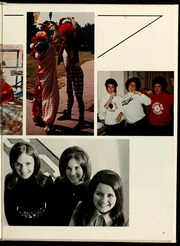 Page 13, 1986 Edition, Gardner Webb University - Web Yearbook (Boiling Springs, NC) online yearbook collection