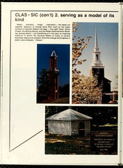 Page 16, 1986 Edition, Gardner Webb University - Web Yearbook (Boiling Springs, NC) online yearbook collection