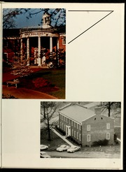 Page 17, 1986 Edition, Gardner Webb University - Web Yearbook (Boiling Springs, NC) online yearbook collection