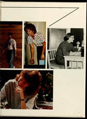 Page 7, 1986 Edition, Gardner Webb University - Web Yearbook (Boiling Springs, NC) online yearbook collection