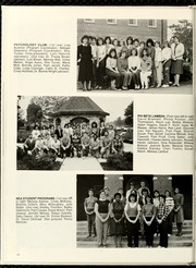 Page 72, 1986 Edition, Gardner Webb University - Web / Anchor Yearbook (Boiling Springs, NC) online yearbook collection