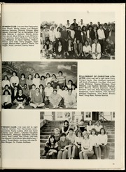 Page 73, 1986 Edition, Gardner Webb University - Web / Anchor Yearbook (Boiling Springs, NC) online yearbook collection