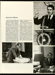 Page 80, 1986 Edition, Gardner Webb University - Web / Anchor Yearbook (Boiling Springs, NC) online yearbook collection