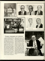 Page 88, 1986 Edition, Gardner Webb University - Web / Anchor Yearbook (Boiling Springs, NC) online yearbook collection