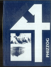 1984 Edition, Pender Academy - Phizzog Yearbook (Rocky Point, NC)