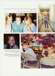 Page 12, 1984 Edition, Pender Academy - Phizzog Yearbook (Rocky Point, NC) online yearbook collection