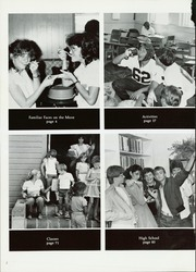 Page 6, 1984 Edition, Pender Academy - Phizzog Yearbook (Rocky Point, NC) online yearbook collection