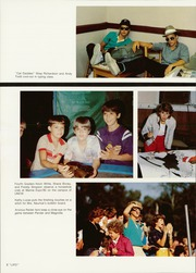 Page 12, 1986 Edition, Pender Academy - Phizzog Yearbook (Rocky Point, NC) online yearbook collection