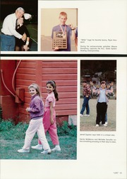 Page 17, 1986 Edition, Pender Academy - Phizzog Yearbook (Rocky Point, NC) online yearbook collection