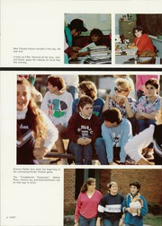 Page 8, 1986 Edition, Pender Academy - Phizzog Yearbook (Rocky Point, NC) online yearbook collection