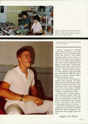 Page 9, 1986 Edition, Pender Academy - Phizzog Yearbook (Rocky Point, NC) online yearbook collection