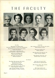 Page 12, 1957 Edition, Charlotte Memorial Hospital School of Nursing - Lamp Yearbook (Charlotte, NC) online yearbook collection