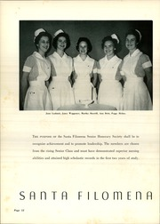 Page 16, 1957 Edition, Charlotte Memorial Hospital School of Nursing - Lamp Yearbook (Charlotte, NC) online yearbook collection