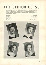 Page 17, 1957 Edition, Charlotte Memorial Hospital School of Nursing - Lamp Yearbook (Charlotte, NC) online yearbook collection