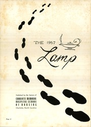 Page 6, 1957 Edition, Charlotte Memorial Hospital School of Nursing - Lamp Yearbook (Charlotte, NC) online yearbook collection