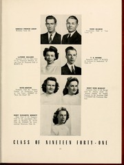 Page 11, 1941 Edition, University of North Carolina Asheville - Archive Yearbook (Asheville, NC) online yearbook collection