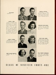Page 13, 1941 Edition, University of North Carolina Asheville - Archive Yearbook (Asheville, NC) online yearbook collection
