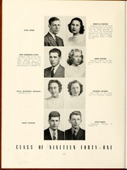Page 14, 1941 Edition, University of North Carolina Asheville - Archive Yearbook (Asheville, NC) online yearbook collection