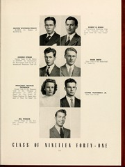Page 15, 1941 Edition, University of North Carolina Asheville - Archive Yearbook (Asheville, NC) online yearbook collection