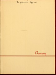 Page 3, 1941 Edition, University of North Carolina Asheville - Archive Yearbook (Asheville, NC) online yearbook collection