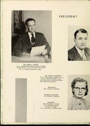 Page 16, 1954 Edition, University of North Carolina Asheville - Archive Yearbook (Asheville, NC) online yearbook collection