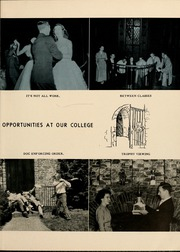 Page 11, 1956 Edition, University of North Carolina Asheville - Archive Yearbook (Asheville, NC) online yearbook collection