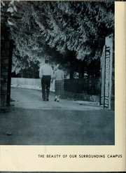 Page 12, 1956 Edition, University of North Carolina Asheville - Archive Yearbook (Asheville, NC) online yearbook collection