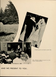Page 11, 1958 Edition, University of North Carolina Asheville - Archive Yearbook (Asheville, NC) online yearbook collection