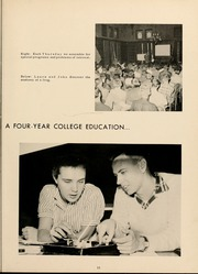 Page 15, 1958 Edition, University of North Carolina Asheville - Archive Yearbook (Asheville, NC) online yearbook collection