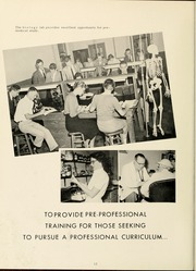 Page 16, 1958 Edition, University of North Carolina Asheville - Archive Yearbook (Asheville, NC) online yearbook collection