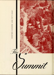 Page 6, 1958 Edition, University of North Carolina Asheville - Archive Yearbook (Asheville, NC) online yearbook collection