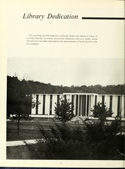 Page 12, 1966 Edition, University of North Carolina Asheville - Archive Yearbook (Asheville, NC) online yearbook collection