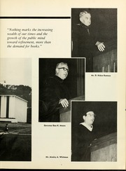 Page 13, 1966 Edition, University of North Carolina Asheville - Archive Yearbook (Asheville, NC) online yearbook collection