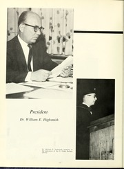 Page 16, 1966 Edition, University of North Carolina Asheville - Archive Yearbook (Asheville, NC) online yearbook collection