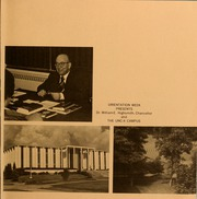 Page 9, 1973 Edition, University of North Carolina Asheville - Archive Yearbook (Asheville, NC) online yearbook collection