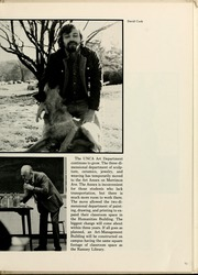 Page 17, 1977 Edition, University of North Carolina Asheville - Archive Yearbook (Asheville, NC) online yearbook collection