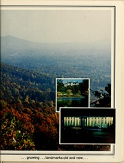 Page 15, 1978 Edition, University of North Carolina Asheville - Archive Yearbook (Asheville, NC) online yearbook collection