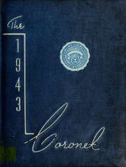 Page 1, 1943 Edition, Queens University of Charlotte - Coronet Yearbook (Charlotte, NC) online yearbook collection