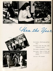 Page 10, 1943 Edition, Queens University of Charlotte - Coronet Yearbook (Charlotte, NC) online yearbook collection